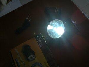 Head Lamp LED